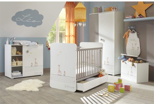 Sauthon industries for Chambre bebe sauthon